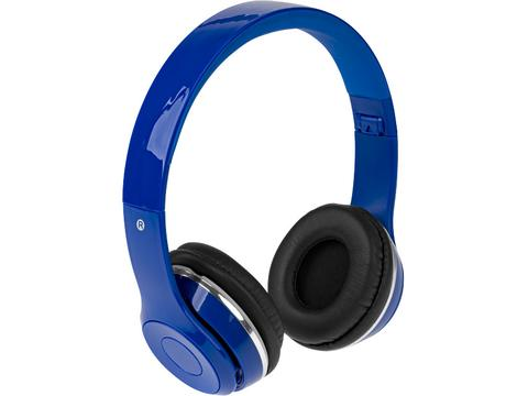 Cadence Foldable Bluetooth® Headphones with Case