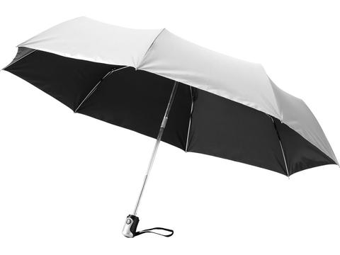 3-Section Auto Open And Close Umbrella