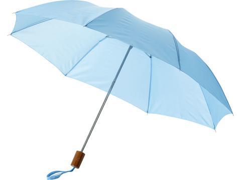 Parapluie Classique pliant 2 sections