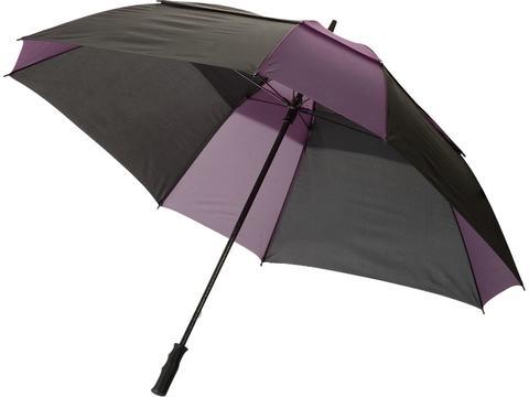 Double layer square umbrella