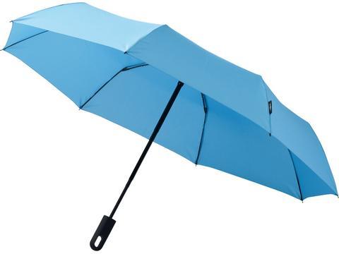 Traveler 3-section umbrella