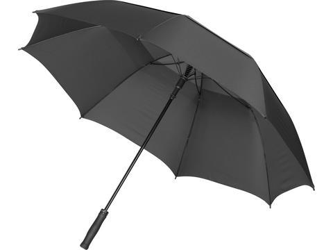 "30"" Auto open vented umbrella"