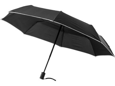 Parapluie Scottsdale de 21 pouces entièrement automatique en 2 parties