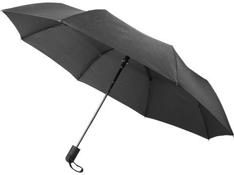 """Parapluie de 21"""" à ouverture automatique Gisele avec sangle"""