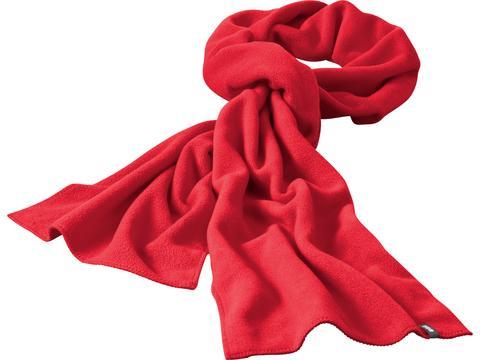 Fleece sjaal Redwood