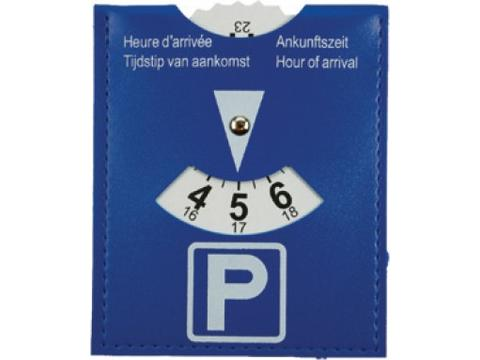 Promo parking disk