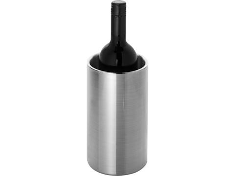 Wine cooler double wall