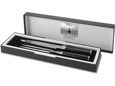 PB Finesse carving set black