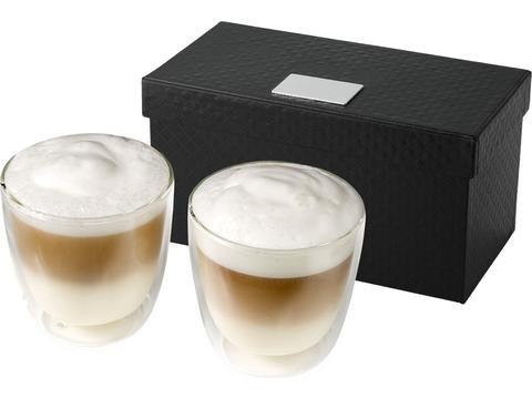 Koffieset - 2 x 200 ml