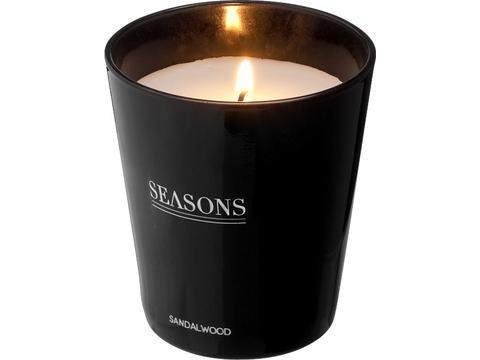 Bougie parfumee de Seasons