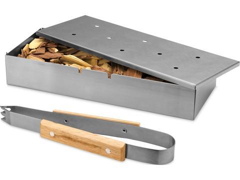 Smoker box set