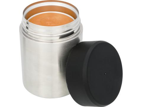 Koper vacuüm geïsoleerde beker to go voedselcontainer - 400 ml