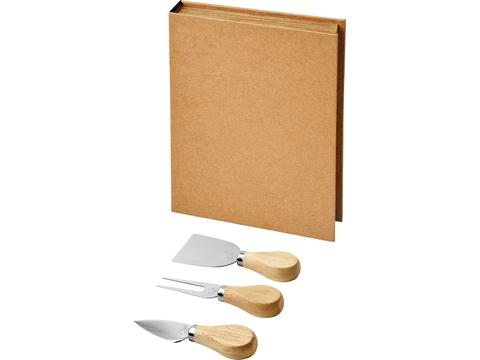 Reze 3-piece cheese set