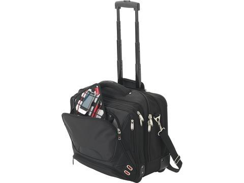 "Proton airport security friendly 17"" messenger bag"