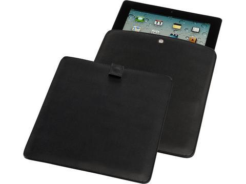 Pochette de cuir pour iPad
