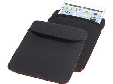 Reversible mini tablet sleeve