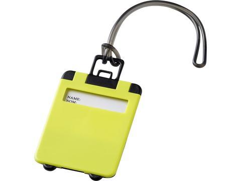 Tuggy Luggage tag