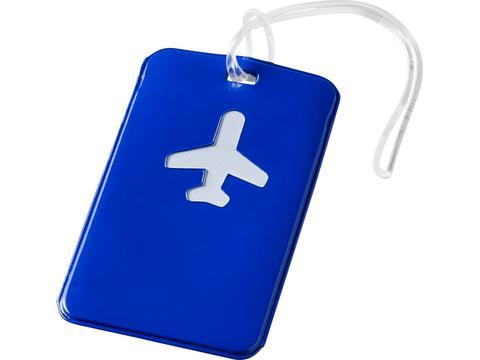 Bagage identificatielabel