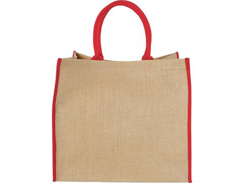 Big large jute tote