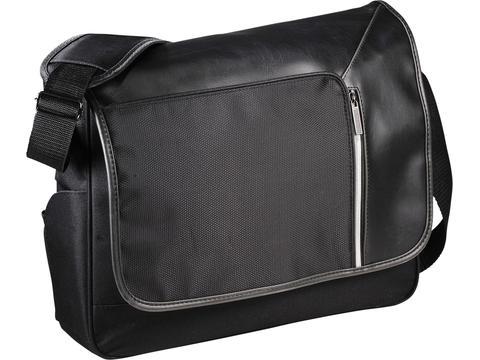 "Vault RFID 15.6"" laptop messenger bag"