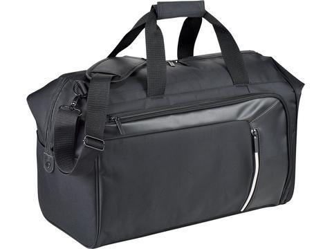 Vault RFID travel duffel bag