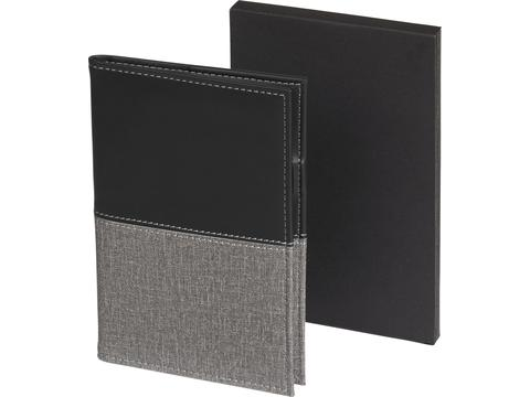Heathered passport cover