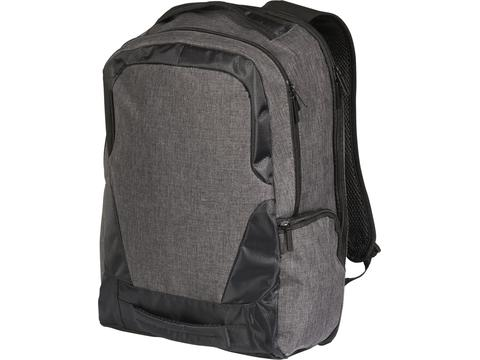 Sac à dos pour ordinateur TSA Overland 17 pouces avec port USB