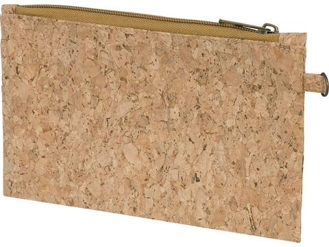 Napa cork travel pouch