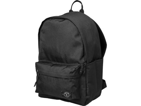 "Vintage 13"" laptop backpack"
