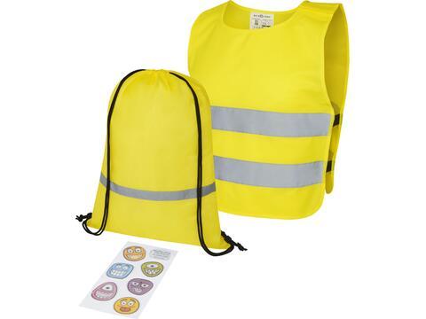Ensemble de sécurité et de visibilité Benedikte pour les enfants de 3 à 6 ans