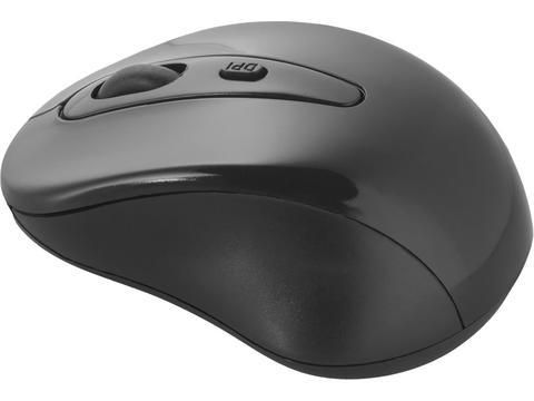 Wireless mouse black Design