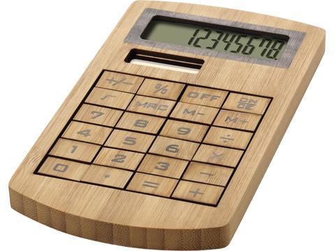 Calculator Bamboo