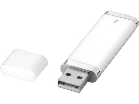Clé USB plate 2GB