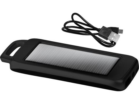 Solar charger gift set