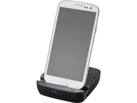 Batterie de secours et support de smartphone