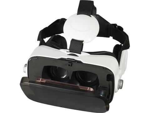 Lunettes de réalité virtuelle avec casque intégré