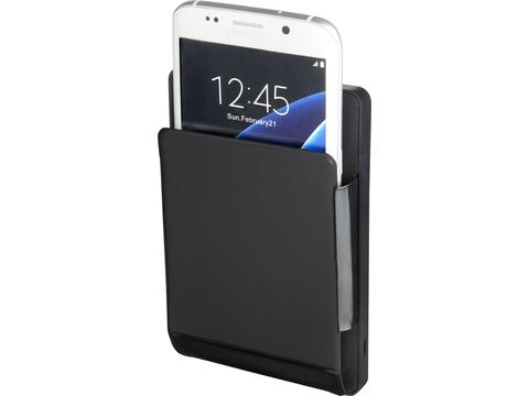 Orb wireless charging pouch