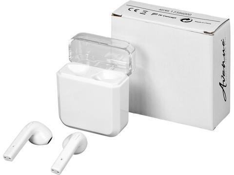 Écouteurs sans fil à charge sans fil Braavos