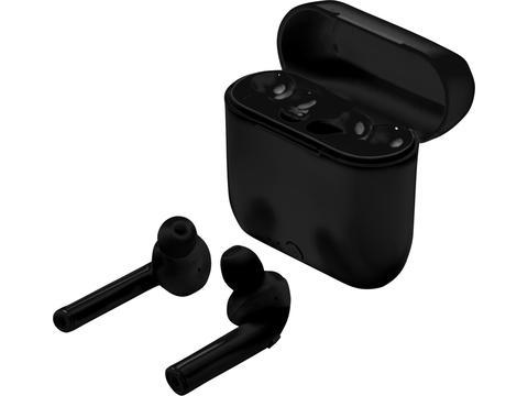 True Wireless auto-pair draadloze oordopjes met houder