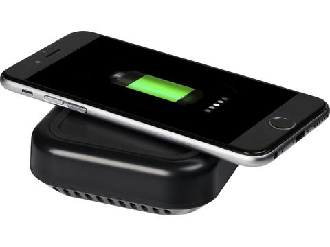 Coast Bluetooth speaker en draadloos oplaadstation