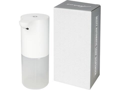 Misty automatic soap dispenser