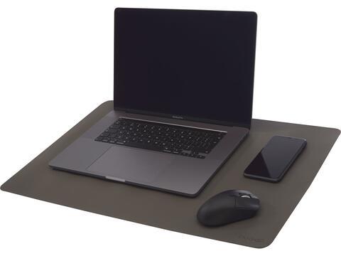 Hybrid desk pad