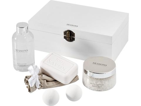 Bath set gift box