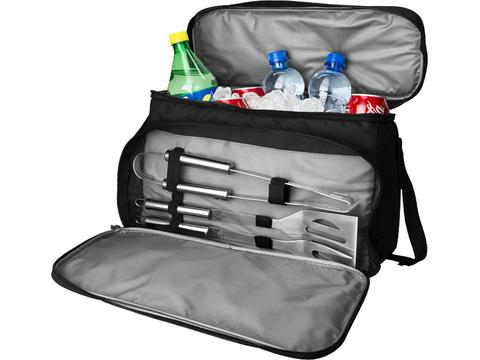 BBQ set with cooler bag