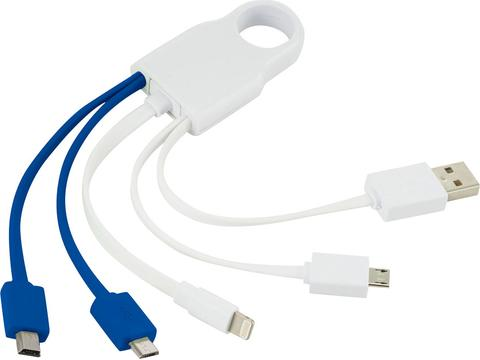 The Squad 4-in-1 Charging Cable