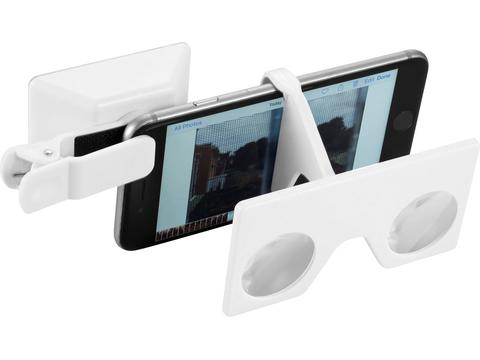 Virtual Reality Glasses with 3D Lens Kit