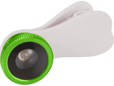 Lens met clip