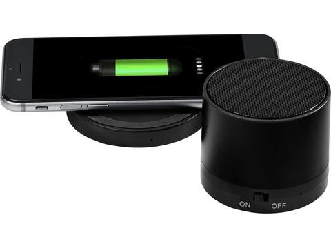 Cosmic Bluetooth speaker en draadloos oplaadstation