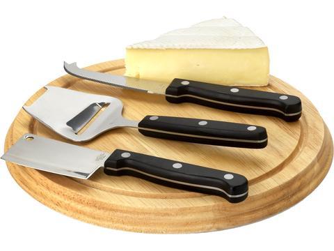 4 Pcs Cheese Gift Set