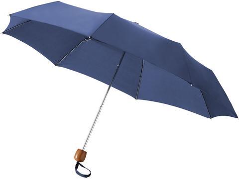 Parapluie pliant 3 sections